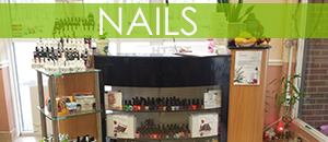 Nail Polish Selection - Beauty Salon
